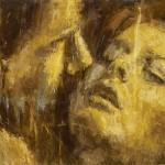 """SDRA: """"Au coeur d'une histoire"""" ( 195 cm x 145 cm )"""