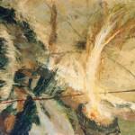 Lueur d'espoir dans lla folie du monde 1 (195cm130cm)
