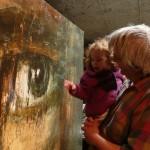 Atelier. Mina découvre la peinture