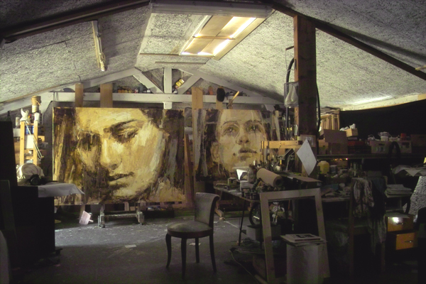 Patrick marqu s artiste peintre - Atelier artiste peintre ...