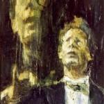 """Ville de Lyon: """"John Elioth-Gardiner(81cm x 130cm)"""