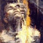 Aspiration de l' homme à la liberté (130cm x 195cm)