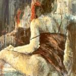 Feminité ( 81cm x 100cm )