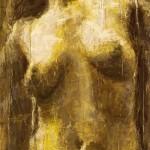 Le grand buste ( 97 cm 195 cm )