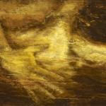 Le rhône et la Saône ( 195cm x 130cm )