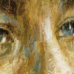 Regard de femme ( 130cm x 65cm )_p2
