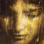 Visage de l'âme ( 195cm x 146cm )