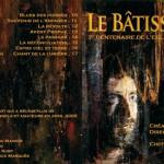 """""""Le bâtisseur"""" jaquette cd face 02"""